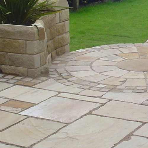 Fossil Mint (Whitby) Paving